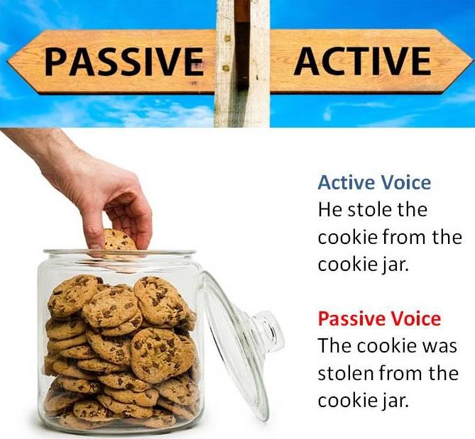 Is Passive Voice Passé?